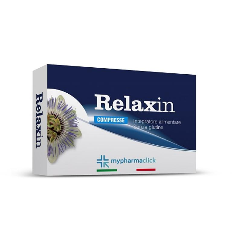 MYPHARMA  RELAXIN 20CPR