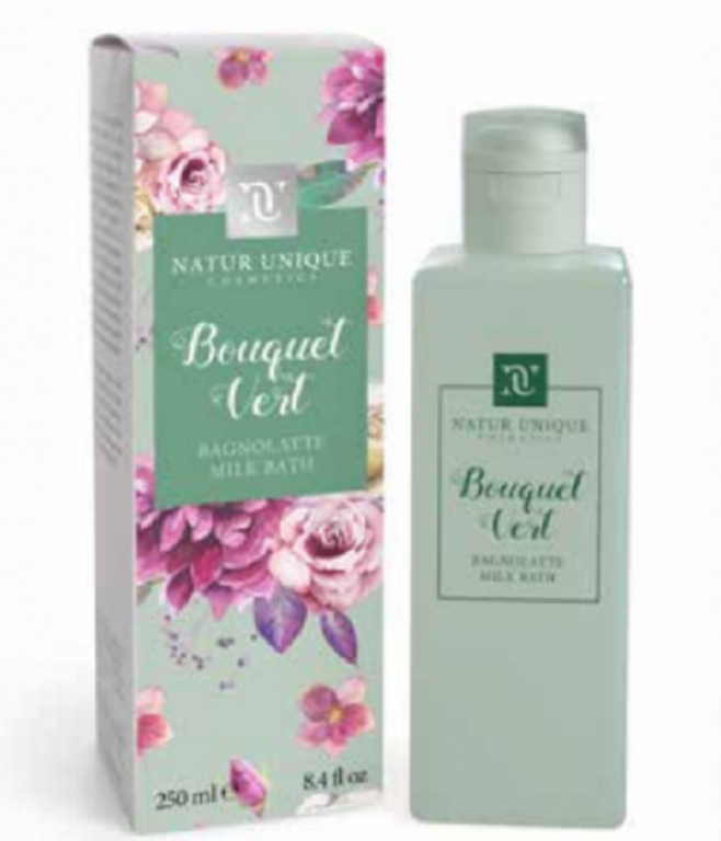 NATUR UNIQUE BAGNOLATTE BOUQUET VERT 250 ml