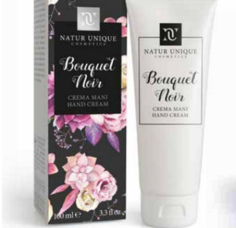 NATUR UNIQUE CREMA MANI BOUQUET NOIR 100 ml