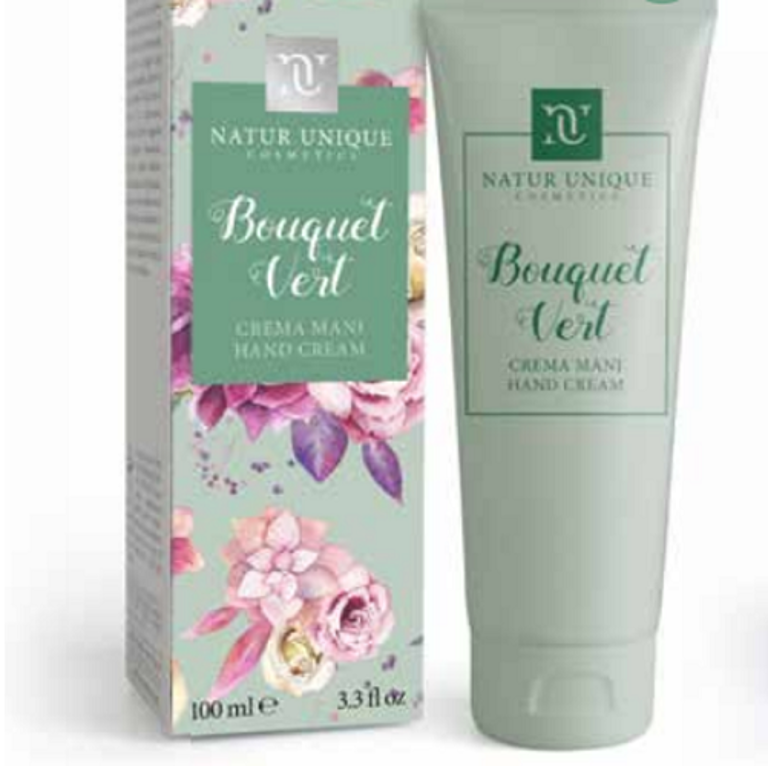 NATUR UNIQUE CREMA MANI BOUQUET VERT 100 ml
