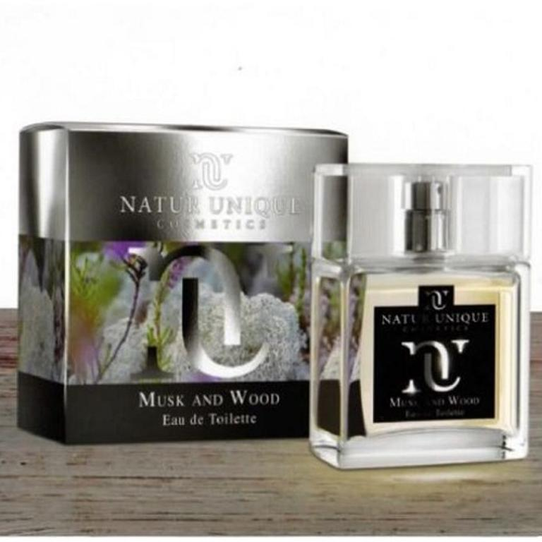 NATUR UNIQUE MUSK&WOOD EAU DE TOILETTE 100 ml