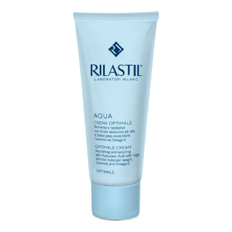 RILASTIL AQUA CREMA OPTIMALE NUTRIENTE E RESTITUTIVA 50 ml