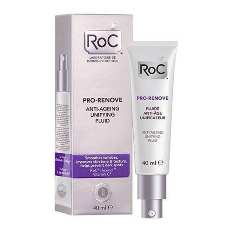 ROC PRO-RENOVE CREMA FLUIDA ANTI-ETA' UNIFORMANTE 40ml