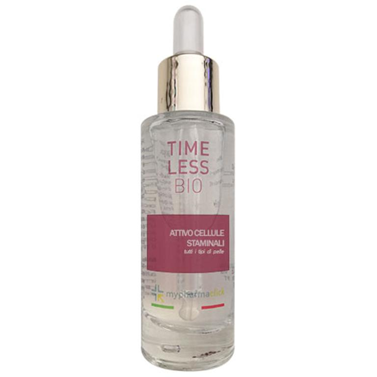 TIME LESS BIO  ATTIVO CELLULE STAMINALI VEGETALI 30 ml