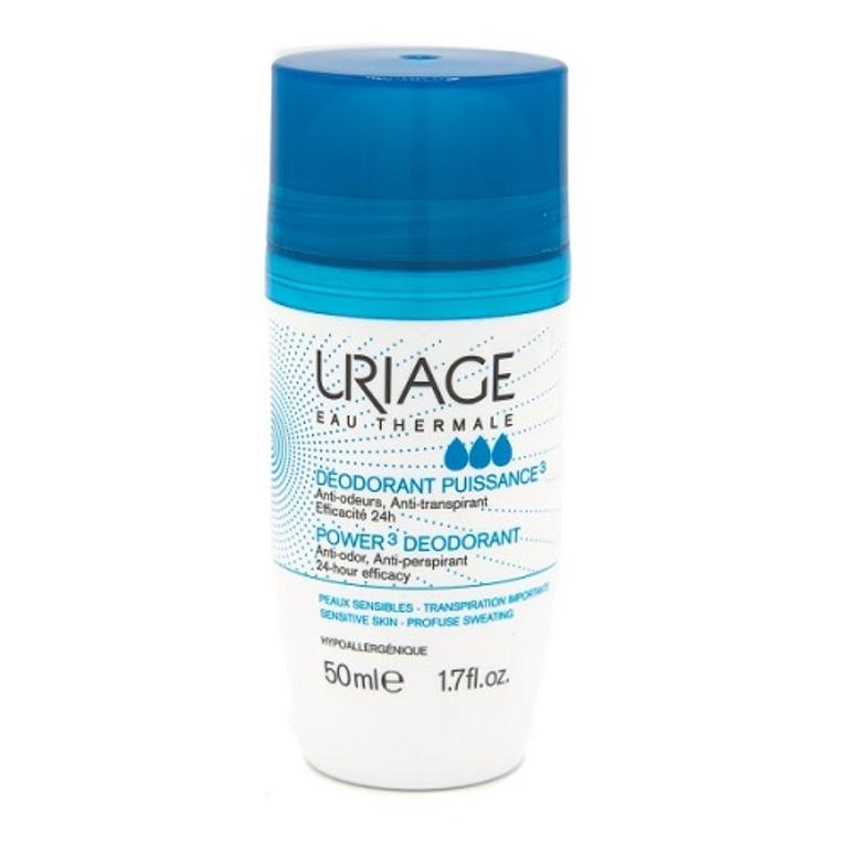 URIAGE DEO POWER3 ROLL ON 50ML