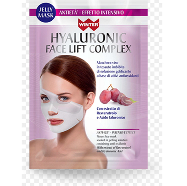 WINTER HYALURONIC MASCHERA ANTI-ETA'