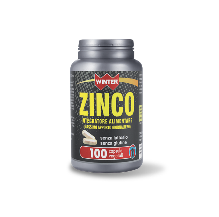 WINTER ZINCO  INTEGRATORE ALIMENTARE 100 CPS